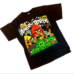 Angry Birds Group Collectable t-shirt